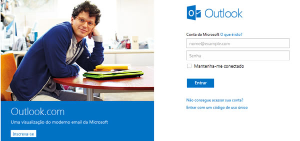 Novo Outlook