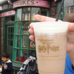 Butterbeer a cerveja amanteigada (sem álcool)  do Harry Potter